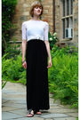 Black-iisli-dress-white-sweet-pea-top-black-theory-shoes-black-miss-wax-ea