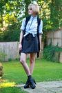 Gray-megan-nielsen-skirt-black-forever-21-vest-blue-j-press-shirt-gray-nin