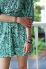 Aquamarine-mini-mara-hoffman-dress-black-mini-sophie-hulme-bag