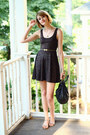 Black-sparkly-topshop-dress-black-studded-weather-kmrii-bag