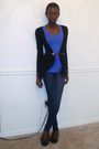 Boohoo-cardigan-dorothy-perkins-belt-charlotte-russe-blouse-payless-shoes-