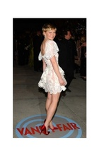 kirsten dunst lacroix lace dress