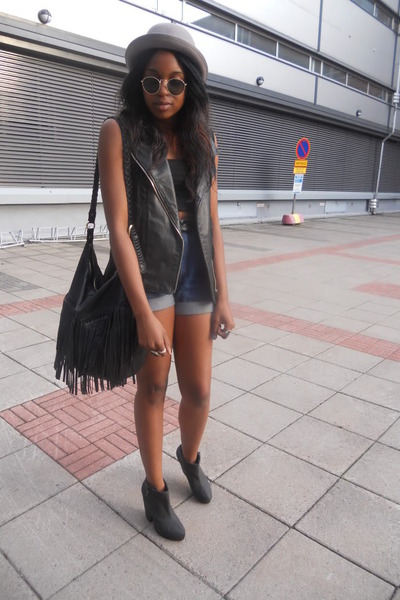 H&M bag - H&M hat
