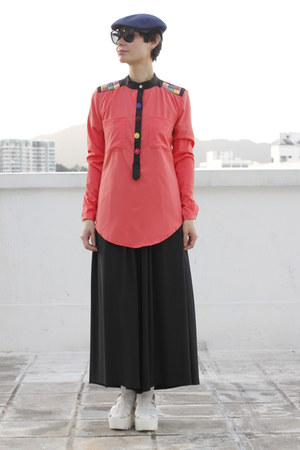 coral DRIVE STORE blouse