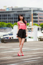 Bubble-gum-wholesale7net-heels-black-gmarket-shorts