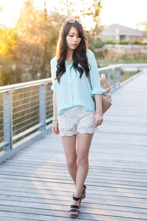 aquamarine heart back lookbookstore blouse