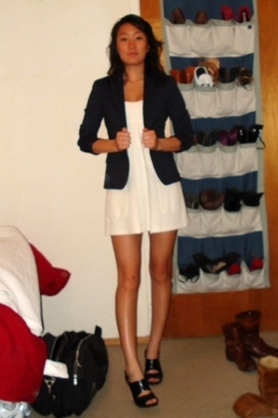 blazer - dress -