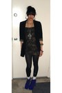 Black-forever-21-blazer-black-obey-dress-black-forever-21-tights-eggshell-