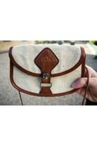 beige eOvu vintage purse