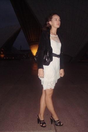 wwwfreezcomau dress - blazer - belt - Payless Shoes Australia shoes - Marc by Ma