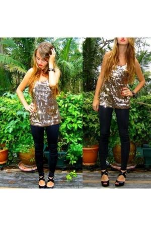 Valley Girl top - pants - rubi shoes