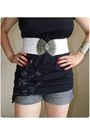 White-jacob-blazer-blue-forever-21-shirt-white-vintage-belt-gray-forever-2
