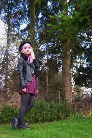 Topshop jacket - Urban Outfitters hat