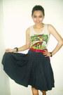 Top-skirt-belt
