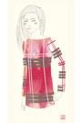 Red-ashish-ss11-dress