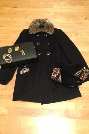 Pulse Accessories bracelet - Primark boots - Primark coat