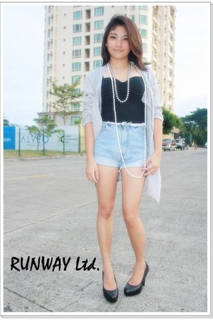 runway cardigan