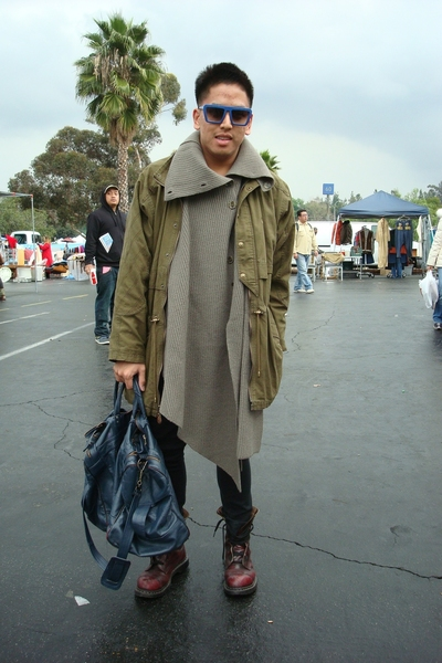 nike jacket - Marc by Marc Jacobs - Forever21 jeans - doc martens shorts - acces