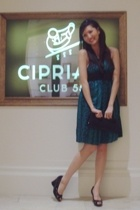 at Cipriani's opening event