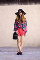 American Apparel shirt - American Apparel shoes - American Apparel hat