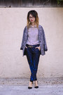Navy-topshop-jacket-blue-zara-top-navy-asos-pants-black-unknown-heels