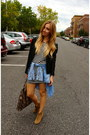 Aldo-boots-necessary-clothing-dress-danier-jacket-h-m-shirt