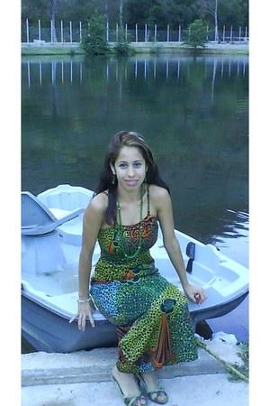 lycra-algodon dress