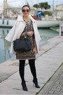 Black-giampaolo-viozzi-boots-black-baroque-sweewe-dress-white-chicwish-coat