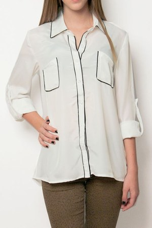 Haute Alternative blouse