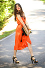 Romwe-dress-shampalove-bag-christian-dior-sunglasses-balenciaga-sandals