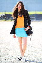 Color Blocking in Converse