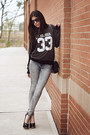 Bdg-jeans-jumper-wildfox-couture-sweater-aldo-heels