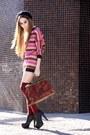 Black-asos-boots-brick-red-lokanda-dress