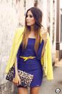 Blue-displicent-dress