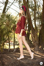 Ruby-red-ianywear-shorts-ruby-red-ianywear-top