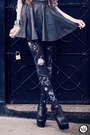 Black-hold-me-tights-tights-heather-gray-renner-cardigan-black-asos-heels
