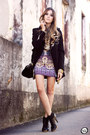 Deep-purple-moikana-dress