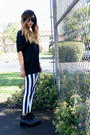 Boots-stripes-leggings-old-navy-top