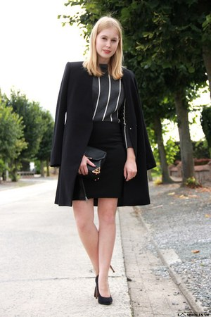 black we skirt
