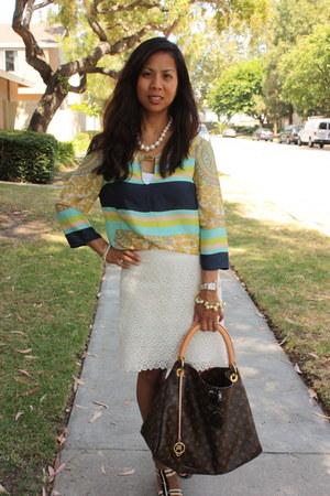 Zara dress - Forever21 skirt