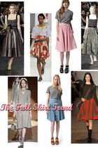 Full Skirts to go Full Swing