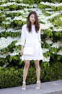 White-white-dolce-vita-dress-white-crossbody-forever-21-bag