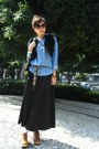 H-m-shirt-celine-bag-topshop-sunglasses-used-as-belt-roberto-cavalli-tie-