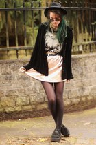 golden skater awwdore skirt