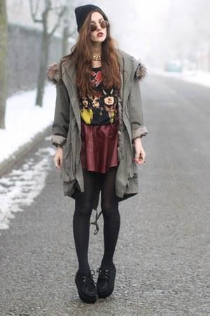 creeper choiescom shoes - Awwdorecom skirt
