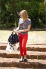 Red-topshop-jeans-black-alexander-wang-bag-heather-gray-nastygal-t-shirt