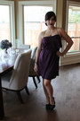 Deep-purple-100-silk-wilfred-dress-black-e-send-wedges-elizabeth-and-james-wed