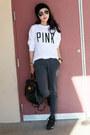 Asos-hat-marc-by-marc-jacobs-bag-nike-sneakers-victorias-secret-pink-pants