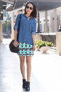 Jeffrey-campbell-boots-anthropologie-shirt-milly-skirt-ray-ban-glasses