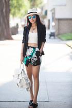 Topshop skirt - asos bag